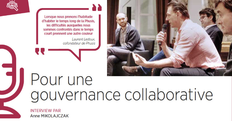 EH21: for collaborative governance