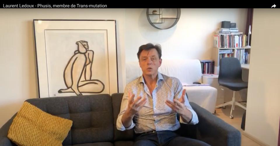 Laurent Ledoux Trans-mutation