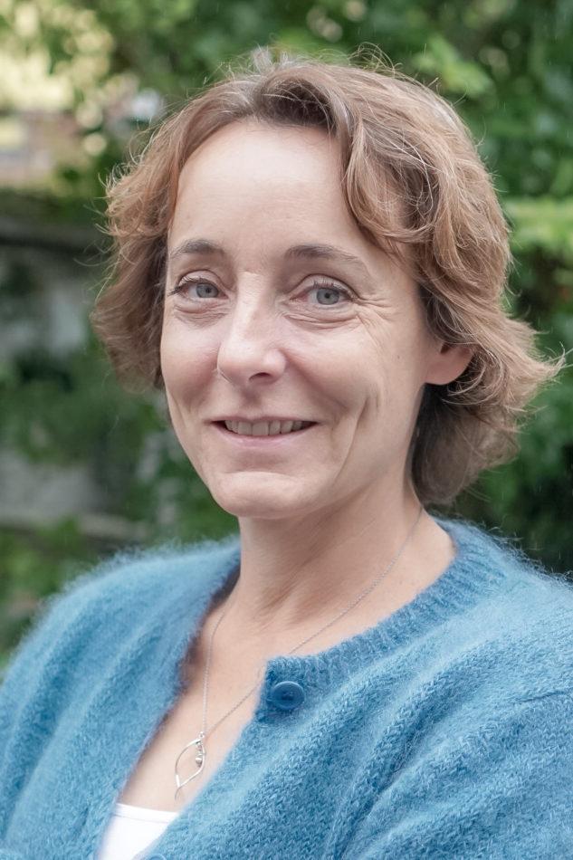 Anne-Laure Cordier Portrait