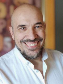 Martin Merino Portrait