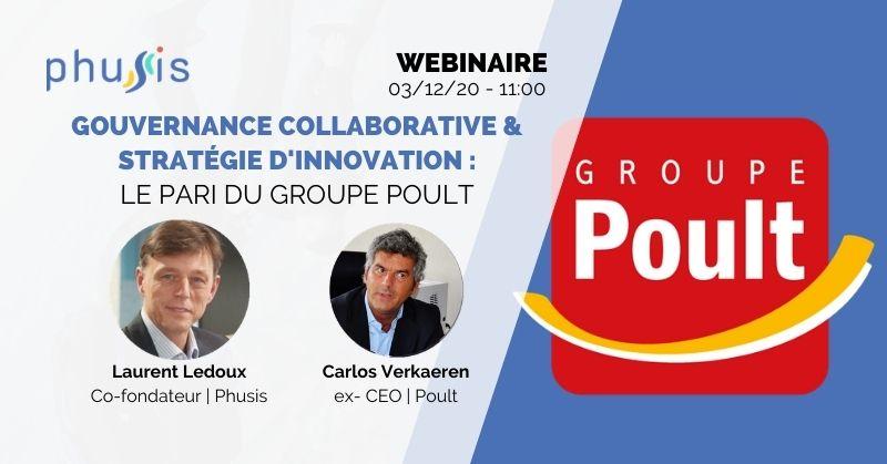 Gouvernance collaborative & stratégie d'innovation: le pari du groupe Poult