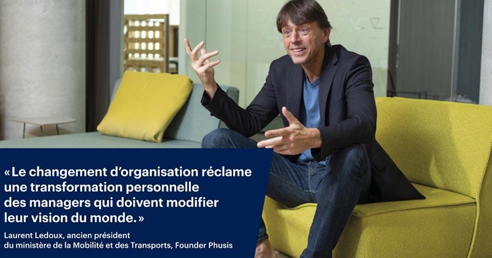 Laurent Ledoux Interview Partena