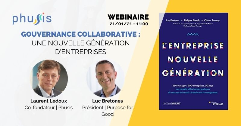 Gouvernance Collaborative : une nouvelle génération d'entreprises