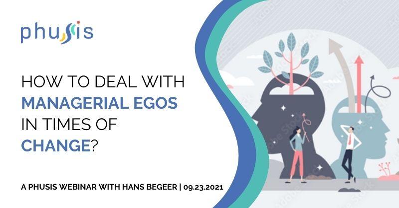 Webinar Managerial Egos